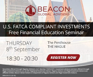 Free Financial Education Seminar in THE HAGUE