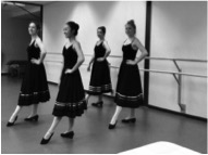 Royal Academy of Dance Examinations in The Hague