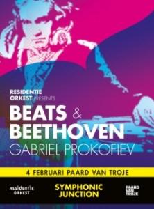 Symphonic Junction #19: Residentie Orkest plays Beats and Beethoven at Paard van Troje @ Paard van Troje, Grote Zaal