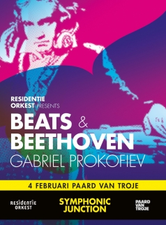 Symphonic Junction #19: Residentie Orkest plays Beats and Beethoven at Paard van Troje