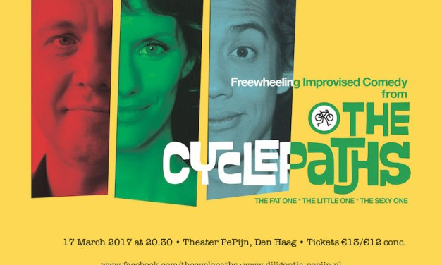 The Cyclepaths: Comedy at Pepijn