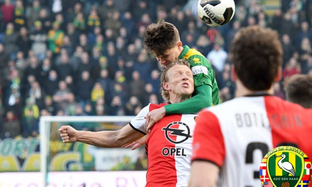 Join TheHagueOnLine Social Club to watch ADO Den Haag vs  Feyenoord