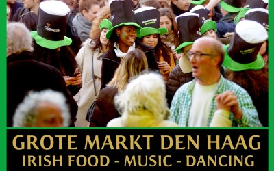 St Patrick's Day The Hague