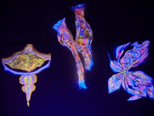 Invisible Colors  of  Nieto's Origin and light series