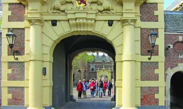 Guided Historical City Walk