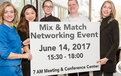 VTH  Mix & Match Networking Events