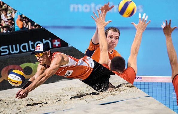 Win Tickets for World Beach Volleyball event this weekend