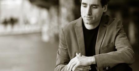 Master pianist Boris Giltburg, artist in residence at Residentie Orkest The Hague
