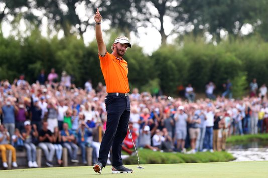 Lee Westwood  to play  KLM Open