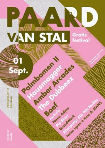 Paard van Stal festival announces  line-up @ Paard and Paardcafe