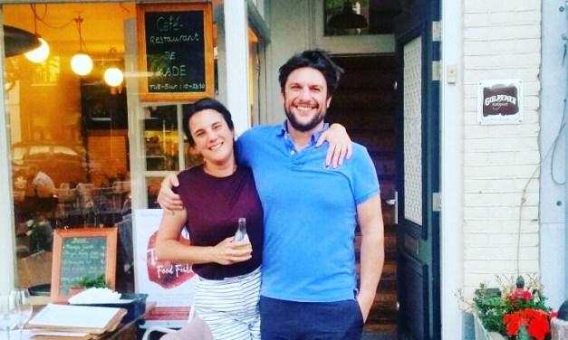 The Hungry Englishman: Nick Mosley talks to Juan and Sanne of De Kade