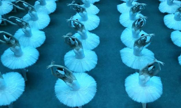 Greatest Swan Lake in the World
