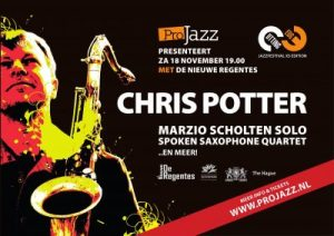 Cutting Edge Jazzfestival XS @ Theater De Nieuwe Regentes