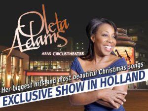 Oleta Adams - Christmas Special @ AFAS Circustheater