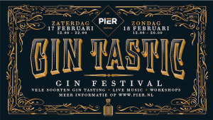 South Holland's First Gin & Tonic festival Gin-Tastic @ The Pier