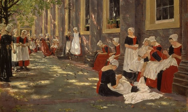 Review: Max Liebermann @ Gemeente Museum