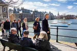 Walk with the mayor on 'Constitution Day' @ Various walking routes in The Hague