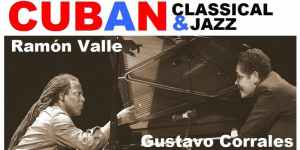 Cuban Classical & Jazz: Ramon Valle @ Lutherse Kerk