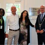 Mayor Tigelaar opens location Zein International Childcare in Voorburg