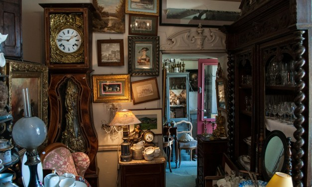 Vintage, Antique and Book Market in The Hague