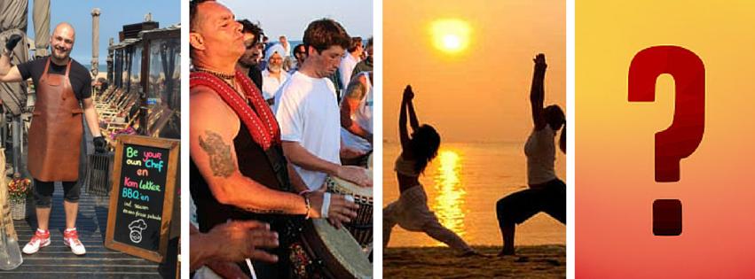 Seeking to celebrate in the sun? Check out the dinner + workshops at Zanzibar Beachclub
