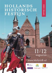 Dutch Historical Festival 2018 @ Binnenhof, The Hague