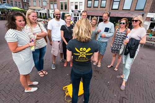 Go Food Tours Leiden