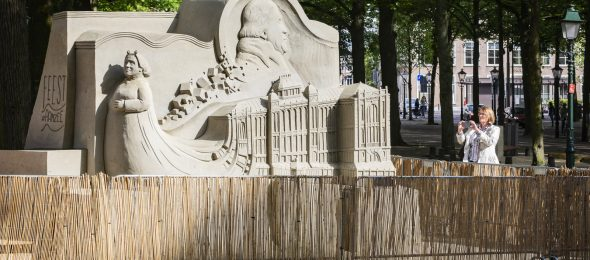 Dutch Artist Wins Feest Aan Zee Sand Sculpture Competition