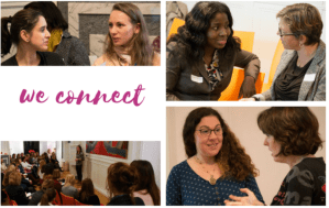 Connecting Women October Gathering @ Bloom