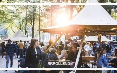 Rrrollend Den Haag  Food festival