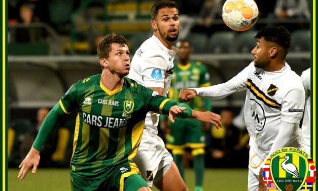 ADO Play Out Disappointing Draw at Home to NAC Breda