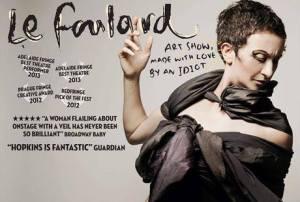 Le Foulard by STET - Last Tickets!