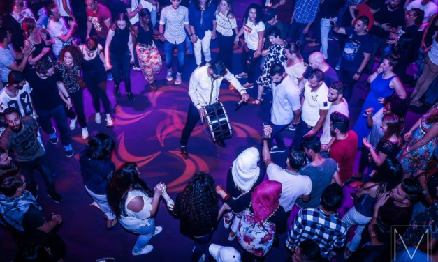 DABKE NIGHT: Arabic Roots to the Dutch dance floor