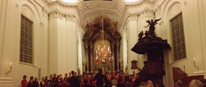 The Cecilia International Choir of The Hague - Christmas Carol Concerts