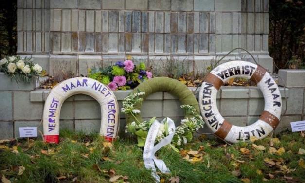 100 Years Since First World War Commemorated at Scheveningen