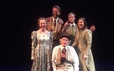 The English Theatre: A Christmas Carol