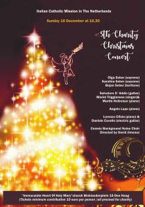 Italian Catholic Mission Charity Christmas Concert