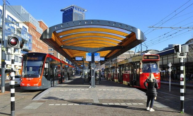 New HTM Timetables: More Trams at Peak Times