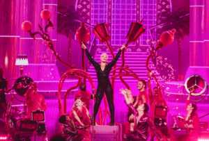 P!nk Comes to The Hague