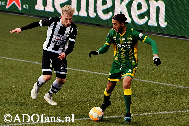 ADO Get Vital Three Points Against Heracles