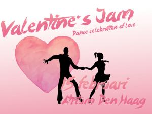 Valentine's Jam in The Atrium