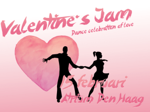 Valentine's Jam in The Atrium