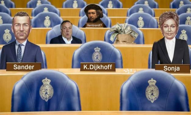 Dutch News Podcast – The Tweede Derde Vierde Kamer Mint Edition
