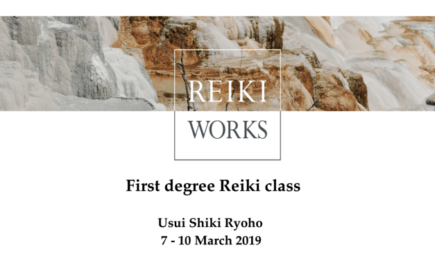 Reiki Classes in The Hague