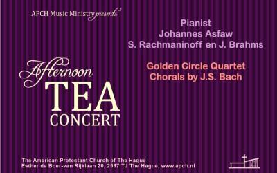 APCH Afternoon Tea Concert