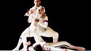 Pas de Deux   Scapino Ballet Rotterdam & Michiel Borstlap