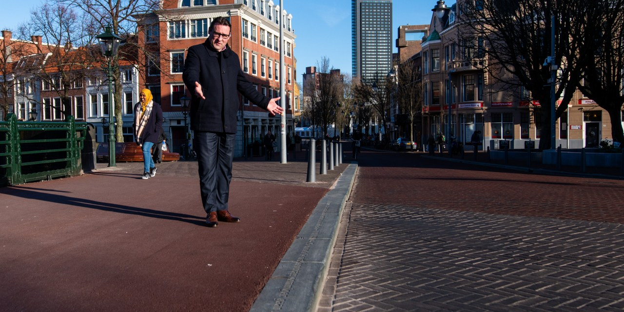 New Walking Route Through Old City Centre