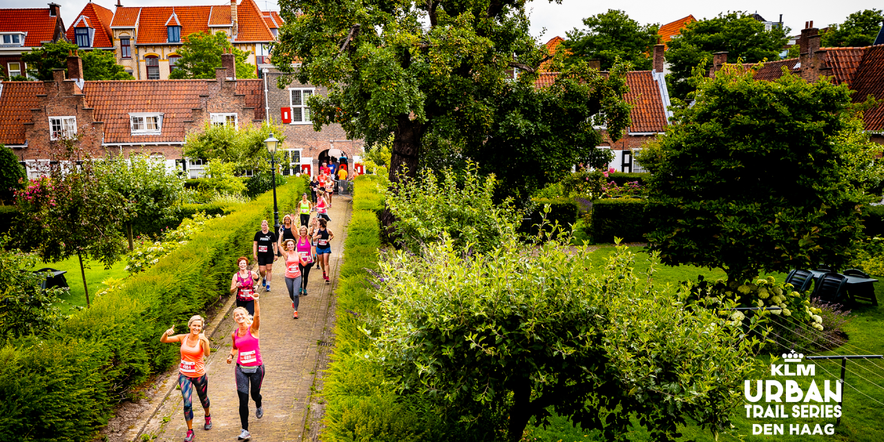 Registration Opens for KLM Urban Trail The Hague
