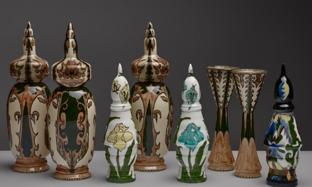 "New Exhibition @ Mesdag Collection: ""Mesdag & Colenbrander"" – A Passion for Ceramics"