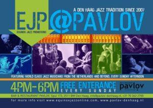 Equinox Jazz @ Restaurant Pavlov and Grand Cafe Victoria